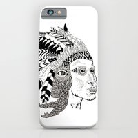 iPhone & iPod Case featuring Indian by Maureen Placente