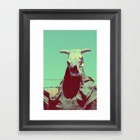 Gatekeeper Framed Art Print