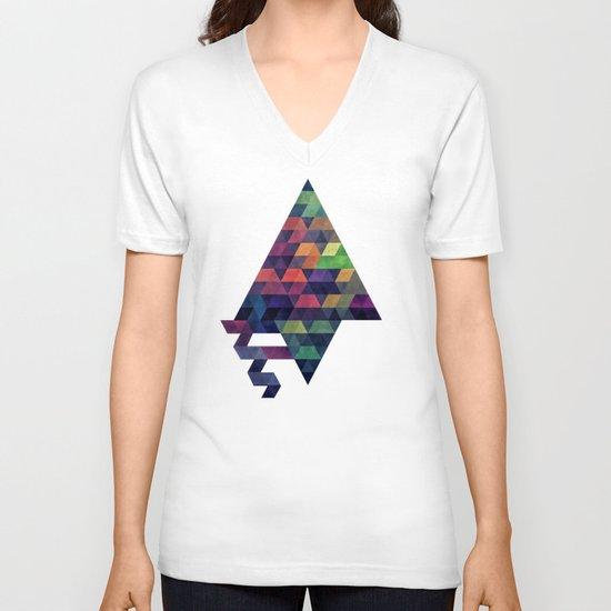 rybbyns V-neck T-shirt
