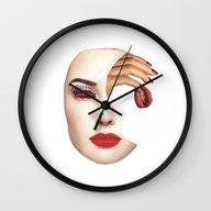 Sexy Mind Wall Clock