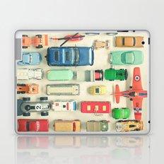 Free Parking Laptop & iPad Skin