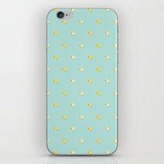 Ducks In A Row iPhone & iPod Skin