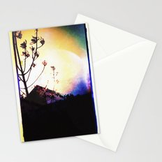 :: above the rooftops Stationery Cards