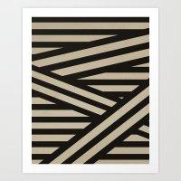 Bandage Art Print