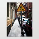 Friday 12 October 2012: Image Acuity Aeon Roam Canvas Print