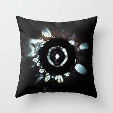 Crystallize Throw Pillow