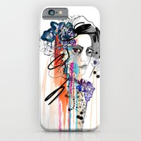 iPhone & iPod Case featuring Poison by Holly Sharpe