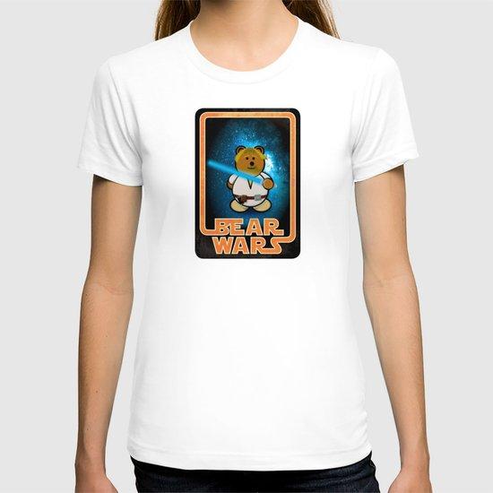 Bear Wars - Duke Cubpoker T-shirt