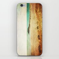 Beach in southern France - summer memories iPhone & iPod Skin