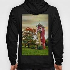 Autumn Water Tower Hoody
