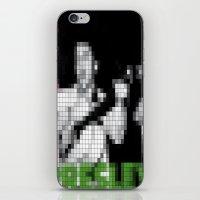 Elvis Presley - Elvis Presley - Pixel Cover iPhone & iPod Skin