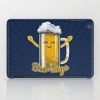 Beer Hugs iPad Case