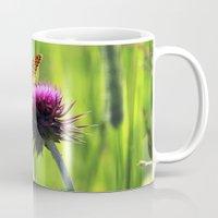 Great Spangled Fritillar… Mug