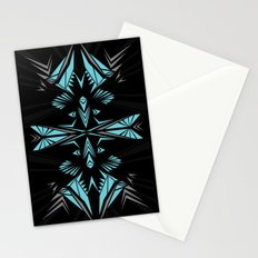 Mint shape Stationery Cards
