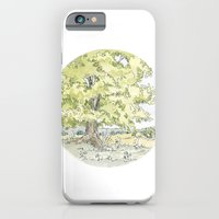 iPhone & iPod Case featuring Crop Circle 03 by TheColorK