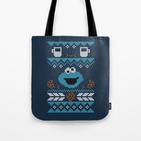 C Is For Cookie! Tote Bag