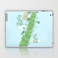 Fee Fie Foe Fum ! Laptop & iPad Skin