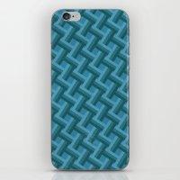 Jetpacks Pattern  iPhone & iPod Skin