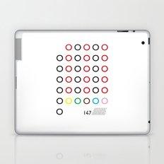 147 Laptop & iPad Skin