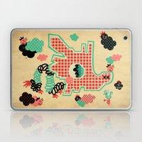 Dragon Playground of Singapore Laptop & iPad Skin
