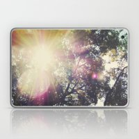 Sun/Sunflare Laptop & iPad Skin