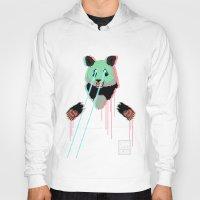 Panda with F$%king Lazers Hoody