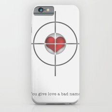 Shot Through The Heart iPhone 6s Slim Case