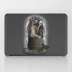 In Vino Veritas iPad Case