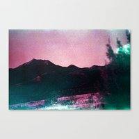 The Slope Canvas Print