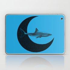 Shark Side of the Moon Laptop & iPad Skin