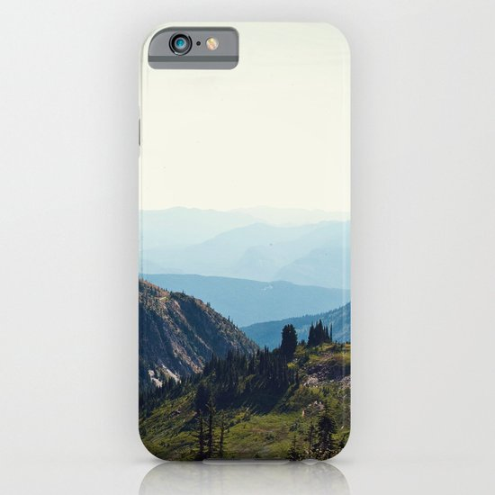 Sunny Mountain iPhone & iPod Case
