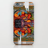 Sacred Geometry iPhone 6 Slim Case