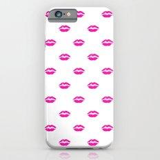 Pink lipstick Slim Case iPhone 6s