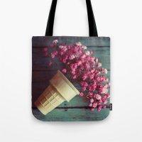 Flower Cone I Tote Bag