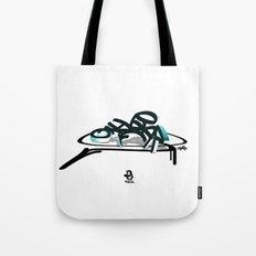 3d graffiti - ondbiqp Tote Bag