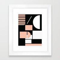 Un2 Framed Art Print