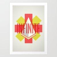 Infinite Art Print