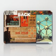 Welcome Back iPad Case