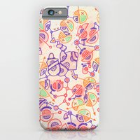iPhone & iPod Case featuring Bloom by Mr Zion