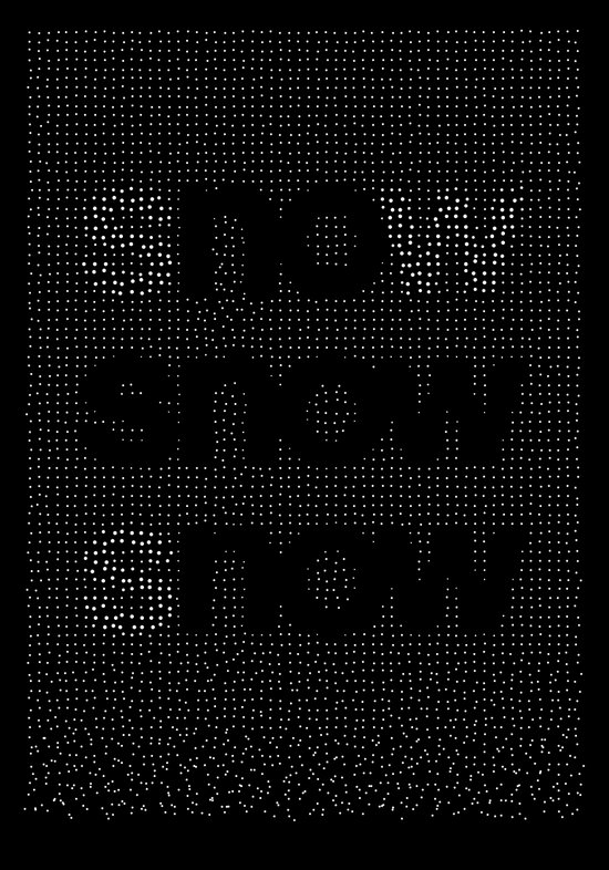 no snow now Art Print