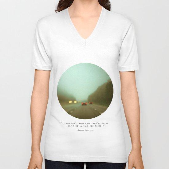 Ohio #5 V-neck T-shirt