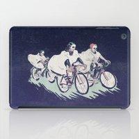 Ghost Race iPad Case