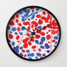 wildrose 4 Wall Clock