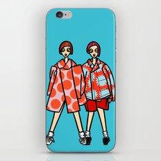 file 081. bold as love iPhone & iPod Skin