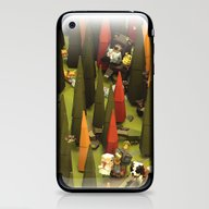 Forest Life iPhone & iPod Skin