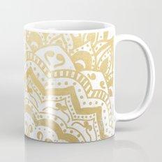 GOLD ORION JEWEL MANDALA Mug