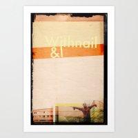 Withnail&I 4 Art Print