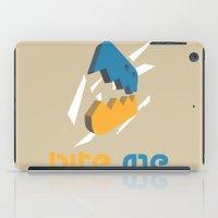 Bite Me iPad Case