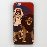 Great Kings Of The Past iPhone & iPod Skin