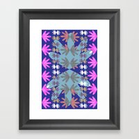 Farfalle 2 Framed Art Print